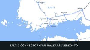 Plussa Suomi Maakaasuverkosto kuva